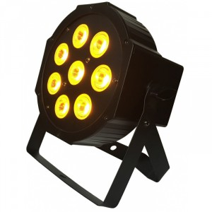 8x  LIGHT4ME PENTA PAR 8X12W RGBWA LED
